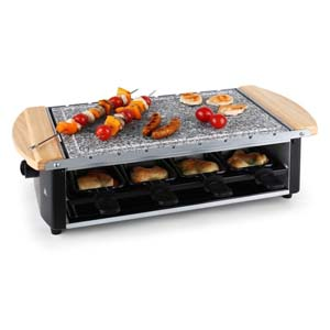 Klarstein Chateaubriand 5051 Raclette Grill