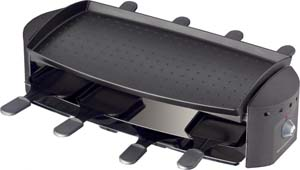 Rommelsbacher RC 1200 Raclette Grill