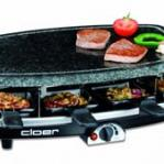 Cloer 6430 Raclette Grill