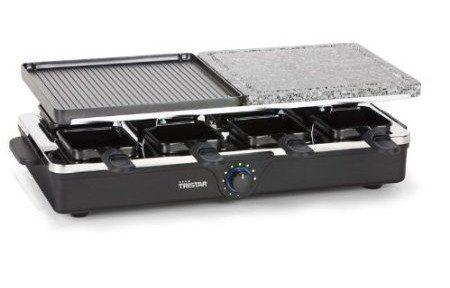 tristar ra 2992 raclette grill raclette grill test. Black Bedroom Furniture Sets. Home Design Ideas
