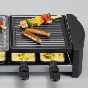 Eckiger Raclettegrill