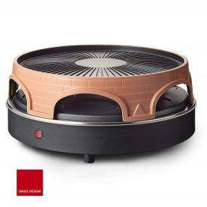 Emerio 3 in 1 Pizza Raclette Grill