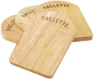 Kela 77937 Raclette-Pfannenuntersetzer-Set