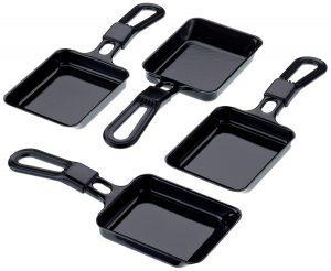 Steba Universal Raclette-Pfännchen 4er Set