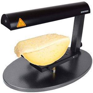Syntrox Germany XXL Käse Raclette